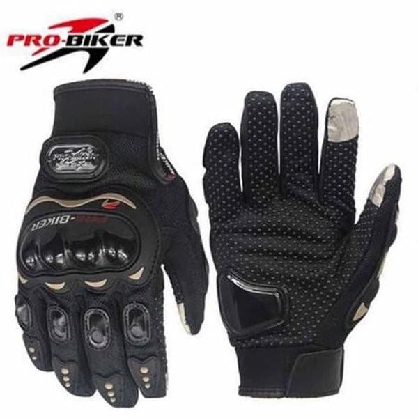 Foto Produk New Sarung Tangan Motor Probiker Full Pro Biker Glove Touch Screen M dari ayukstores