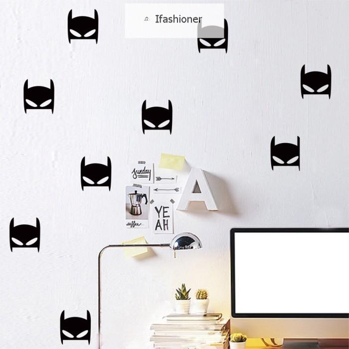 Jual Stiker Dinding Decal Desain Super Mask Batman Untuk Kamar Anak Jakarta Selatan Vallery Home Tokopedia