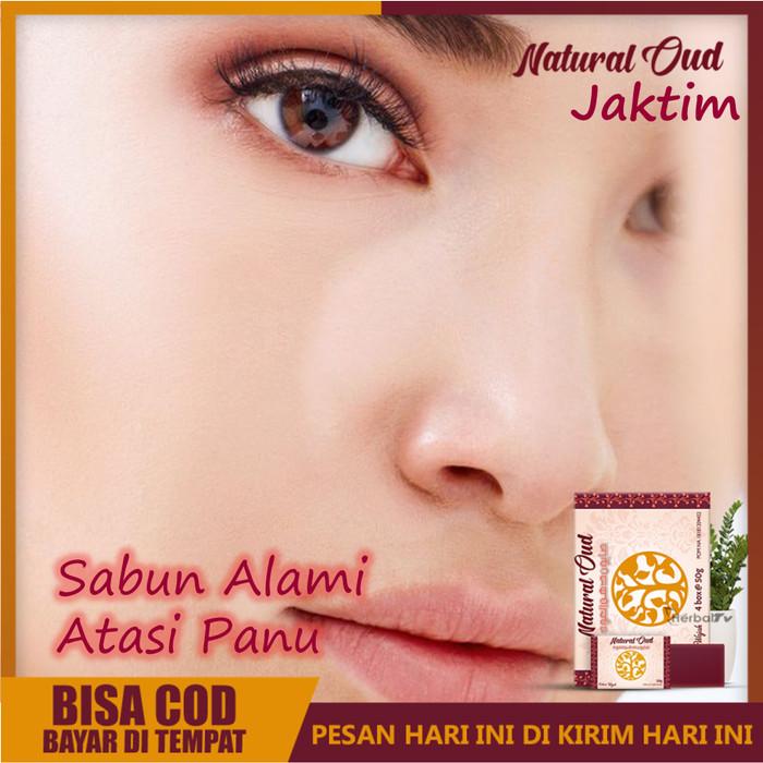 Jual Sabun Alami Atasi Panu Di Wajah Natural Oud 100 Original Bpom Jakarta Timur Natural Oud Jaktim Tokopedia
