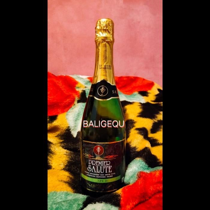 Foto Produk Premier Salute Sparkling White Grape Drink dari Baligequ