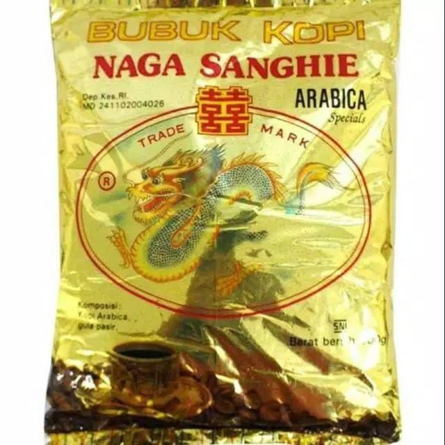 Foto Produk Kopi Naga Sanghie Arabica 250 Gram dari Baligequ