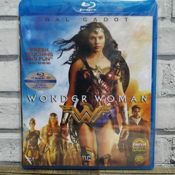 Jual Bluray Wonder Woman 2017 Jakarta Pusat Bluraydvd Tokopedia