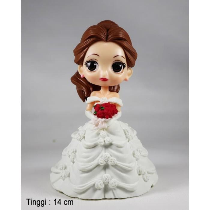 Jual Q Posket Figure Kws Disney Princess Belle Beauty And The Beast Jakarta Barat Auryta Shop Tokopedia