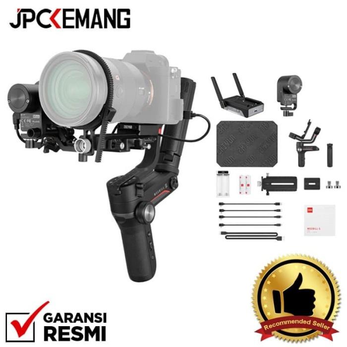 Foto Produk Zhiyun Weebill S Gimbal Stabilizer Complete Set FF + VT GARANSI RESMI dari JPCKemang
