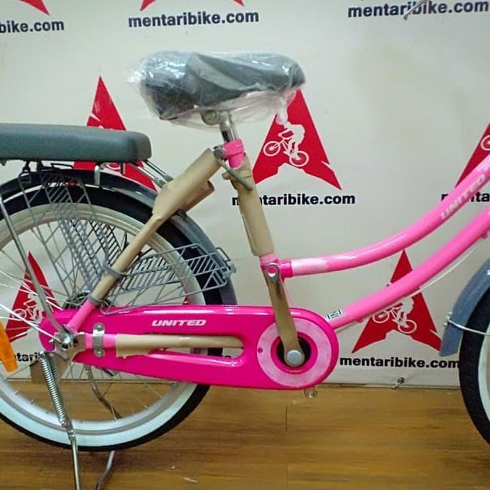 Jual Paling Populer Sepeda Keranjang United Mini 20 Class X Jakarta Pusat Lukyfadila Tokopedia