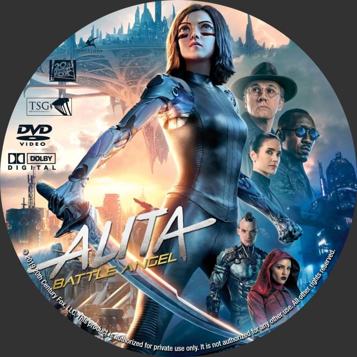 Jual Dvd Film Alita Battle Angel 2019 Full Hd Sub Indo Free Cover Kab Pemalang Adi Electro Tokopedia