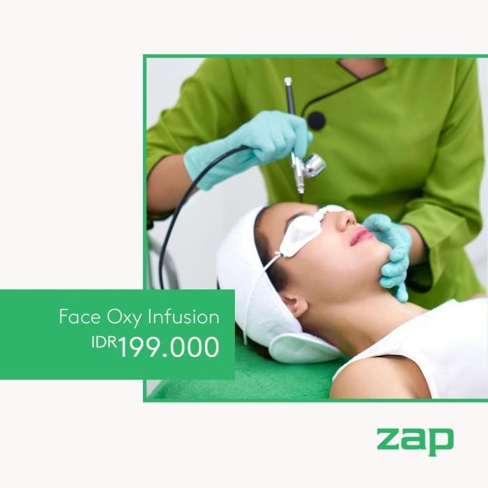 Jual Zap Clinic Face Oxy Infusion Promo New Normal 2020 Jakarta Barat Sukamajukalerkriyagrosir Tokopedia