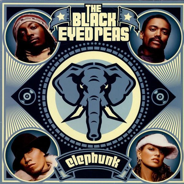 Jual Vinyl The Black Eyed Peas Elephunk Gatefold Vinyl 2lp Kota Yogyakarta Bowsound Tokopedia