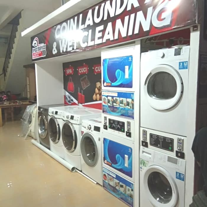 Jual Mesin Laundry Coin Jakarta Barat Nabilaa79shoop Tokopedia