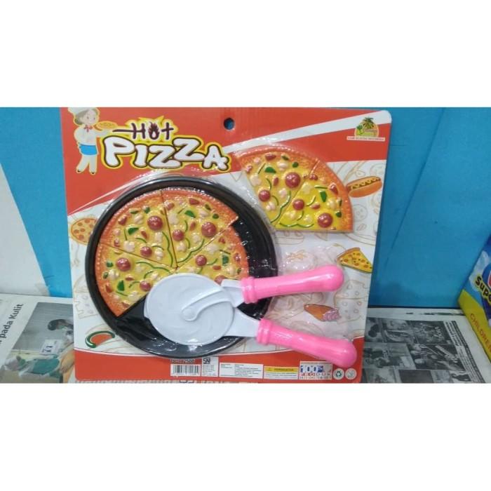 Jual Mainan Anak Masakan Set Hot Pizza Oct 2500 Kota Bandung Pacifictoys Tokopedia