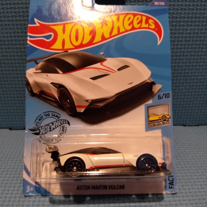 Jual Hotwheels Aston Martin Vulcan Putih Jakarta Timur Azilrizka Tokopedia
