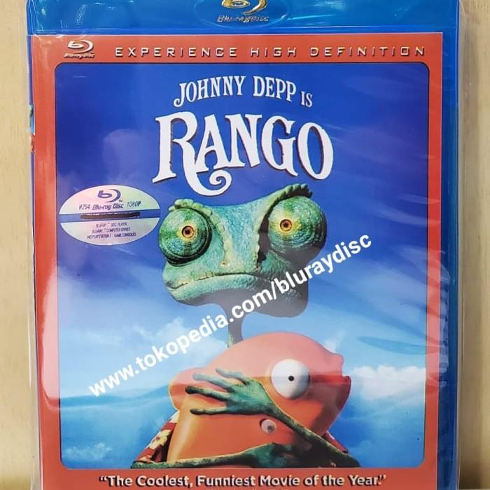 Jual Film Bluray Rango 2011 Jakarta Pusat Bluray Disc Tokopedia