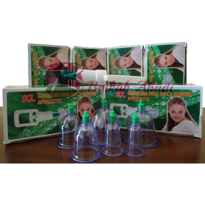 Foto Produk Berkahabadi - Kop angin bekam full set tradisional kesehatan dari Online Shop Save