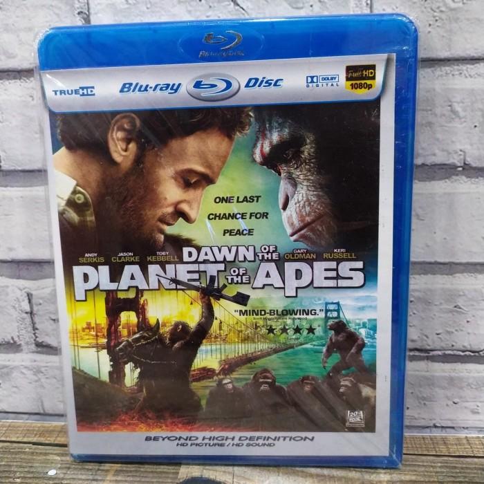 Jual Bluray Dawn Of The Planet Of The Apes 2014 Jakarta Pusat Bluraydvd Tokopedia