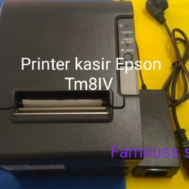 Foto Produk Printer kasir Epson 8IV Tm84 Printer kasir POS Tm8 IV dari famouss store