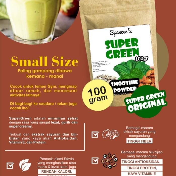 Jual Spencer Minuman Sehat Nutrisi Original Jakarta Timur Azrainast Herbal Tokopedia