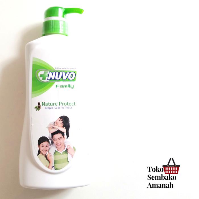 Foto Produk Nuvo Sabun Mandi Cair 600ml Hijau dari Sembako Amanah20