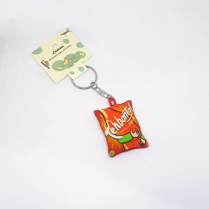 Foto Produk NEW Teh Bantal Keychain/Key Holder by Lestari dari LestariPostcard