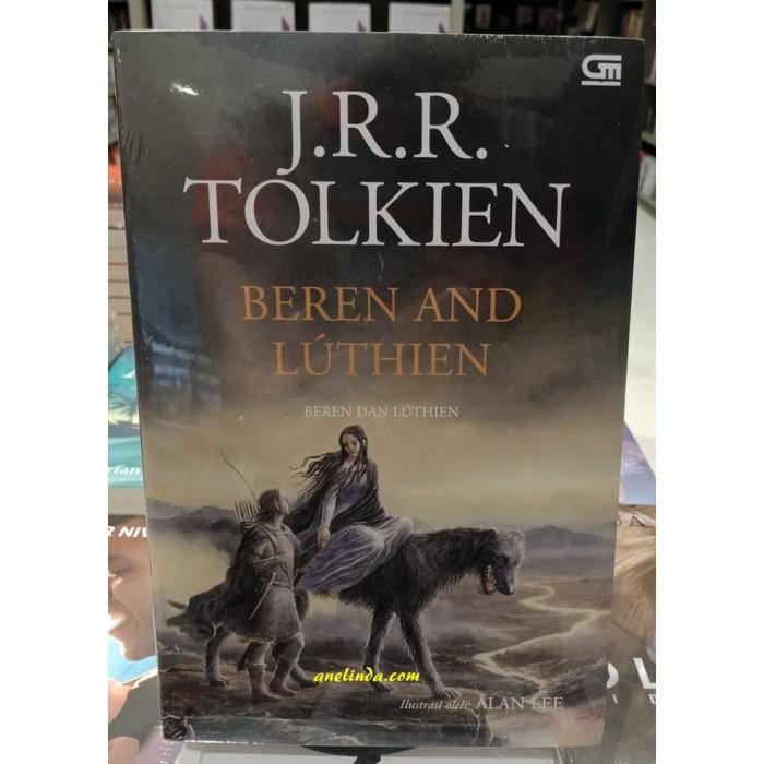 Foto Produk BEREN AND LUTHIEN - BEREN DAN LUTHIEN (KARYA J.R.R. TOLKIEN) dari Anelinda Buku Klasik