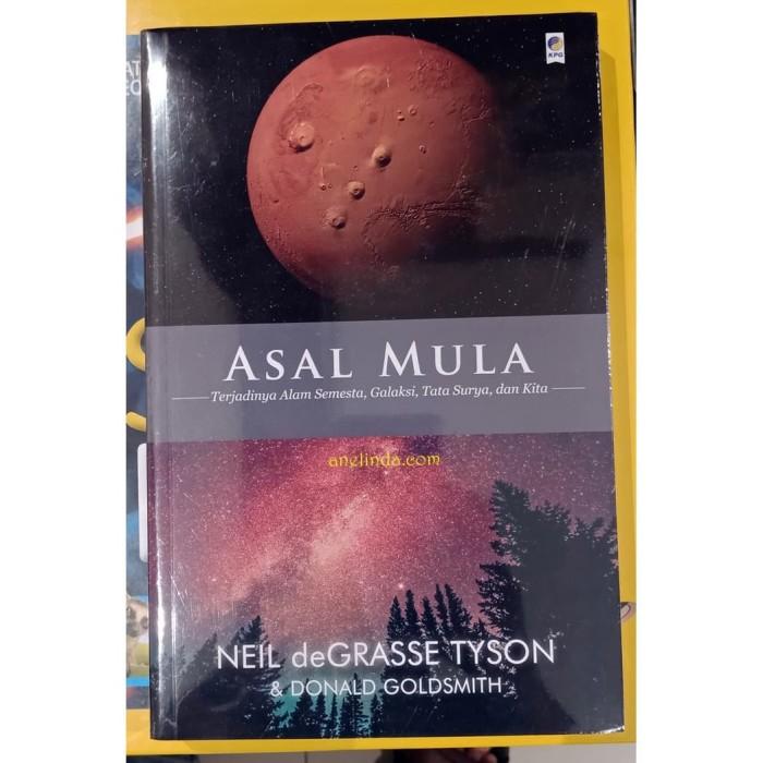 Foto Produk ASAL MULA - TERJADINYA ALAM SEMESTA, GALAKSI, TATA SURYA, DAN KITA dari Anelinda Buku Klasik
