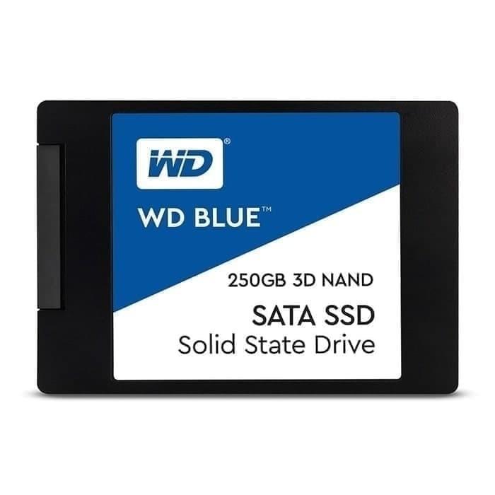 Foto Produk SSD WD Blue 250GB 250 GB dari PojokITcom Pusat IT Comp