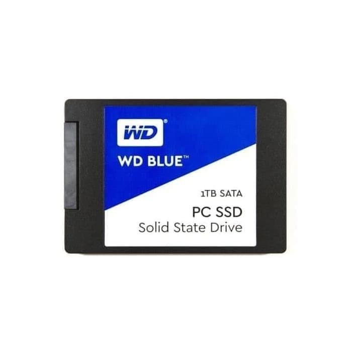 Foto Produk SSD WD Blue 1TB SATA - SSD WD Blue 1 TB dari PojokITcom Pusat IT Comp