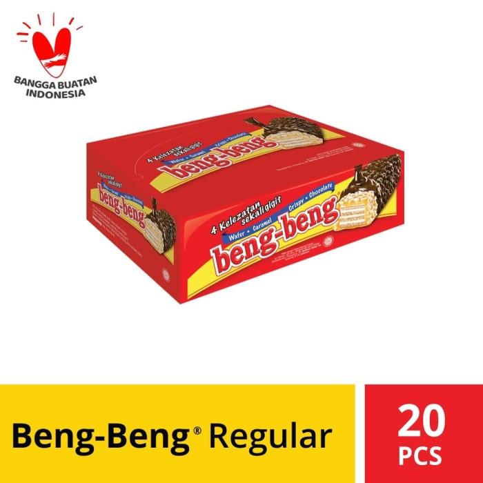 Foto Produk Beng-Beng Regular 20Pcs @ 22gr dari Mayora Official Store