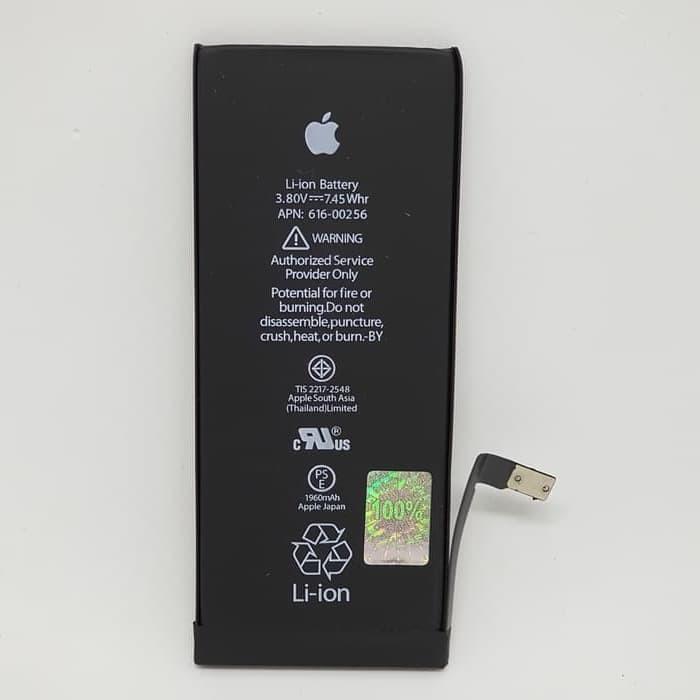 Foto Produk Baterai ORIGINAL 100 persen IPHONE 7 7G dari Cindy acc shop