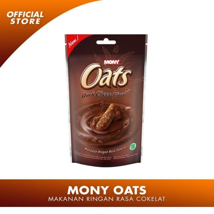 Foto Produk MONY OATS Makanan Ringan Rasa Cokelat dari IUOfficialStore