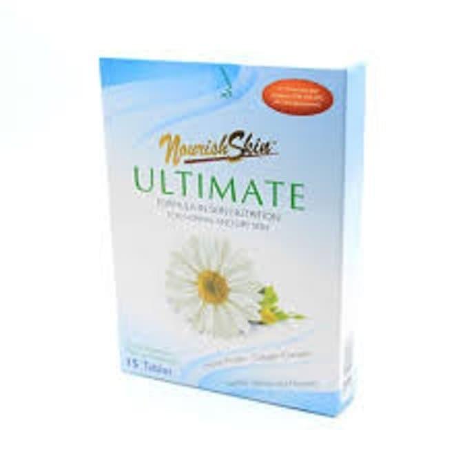 Foto Produk Nourish Skin Ultimate 15 Tablet / Vitamin Kulit / Perawatan Kulit dari SQIN Beauty