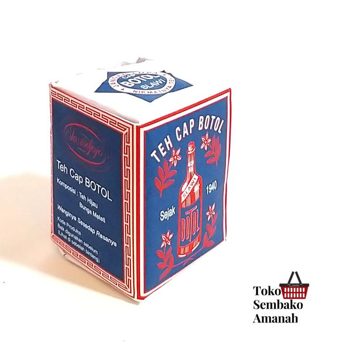 Foto Produk Teh Cap Botol Biru dari Sembako Amanah20
