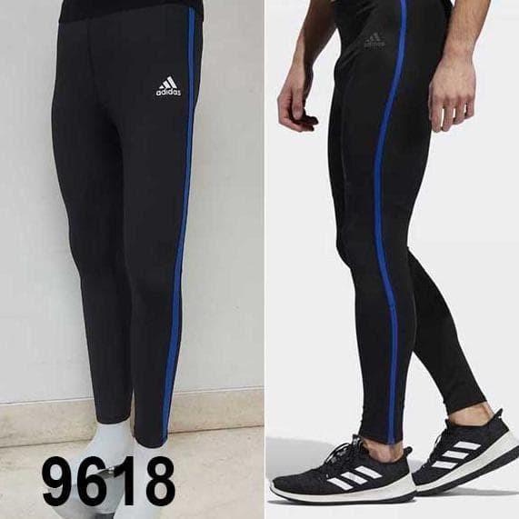 Jual Best Celana Legging Sport Panjang Cowok Pria Grade Ori Adidas Jakarta Barat Maulananana Tokopedia