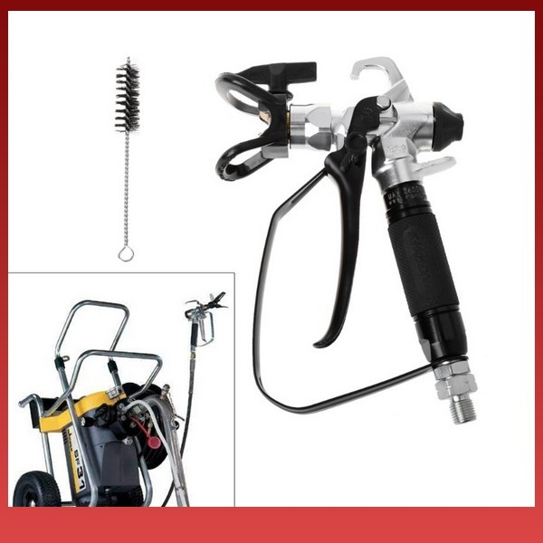 Jual Ready 3600psi Airless Paint Spray Gun For Wagner Sprayers With Kab Malang Ready Rich Tokopedia