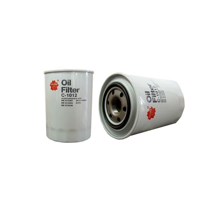 Foto Produk Oil Filter Sakura c-1012 Untuk Solar / Filter Solar / Kendaraan Solar dari tokolingli