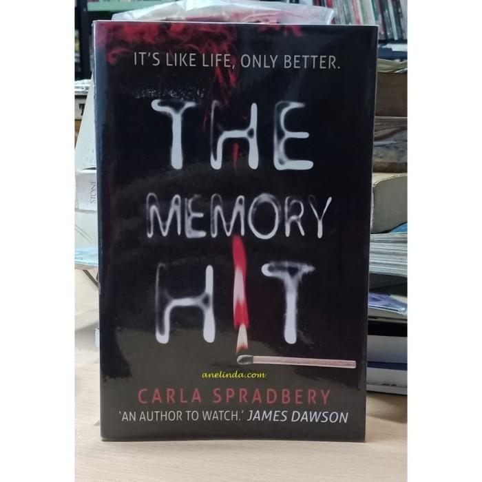Foto Produk THE MEMORY HIT - CARLA SPRADBERY dari Anelinda Buku Klasik