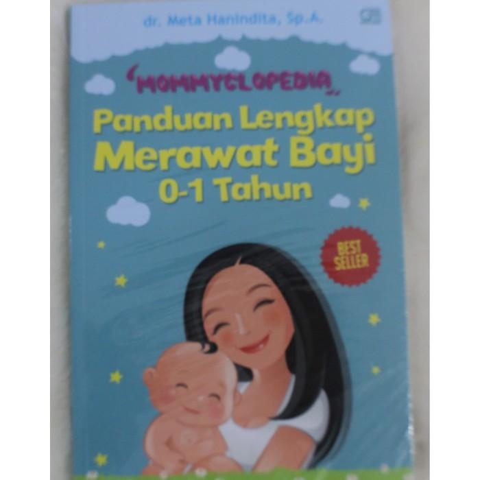 Jual Mommyclopedia Panduan Lengkap Merawat Bayi 0 1 Tahun Kota Bandung Tysha Collection Tokopedia