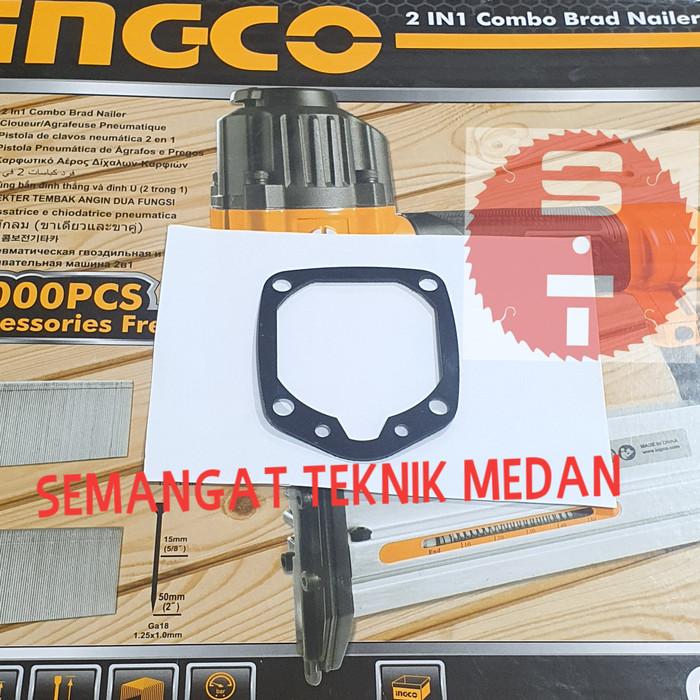 Foto Produk SPAREPART KARET PACKING SEALING AIR NAILER STAPLES ANGIN INGCO GA18 dari Semangat Teknik
