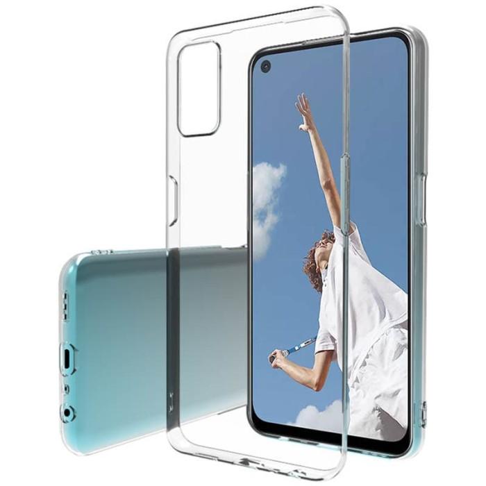 Foto Produk Slim TPU Case Oppo A52 - A92 - Original Clear Soft Bening Cover Casing dari Logay Accessories