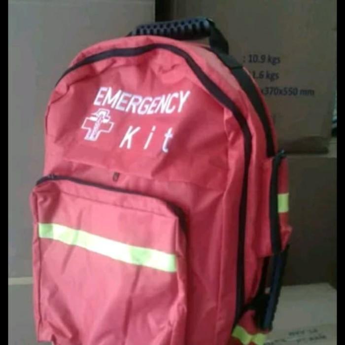 Jual Tas Emergency Kit Rangsel Tas P3k Jakarta Pusat Toko Pramuka Medical Tokopedia