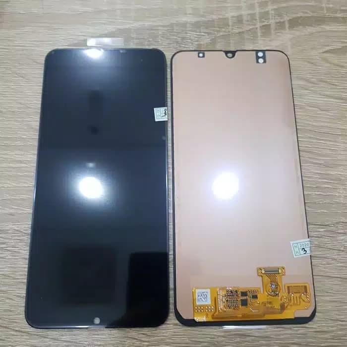 Foto Produk lcd touchscreen samsung a305f a30 2019 a505f a50 2019 dari techno phone cikarang