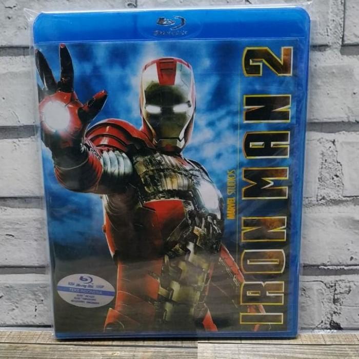 Jual Bluray Iron Man 2 2010 Jakarta Pusat Bluraydvd Tokopedia