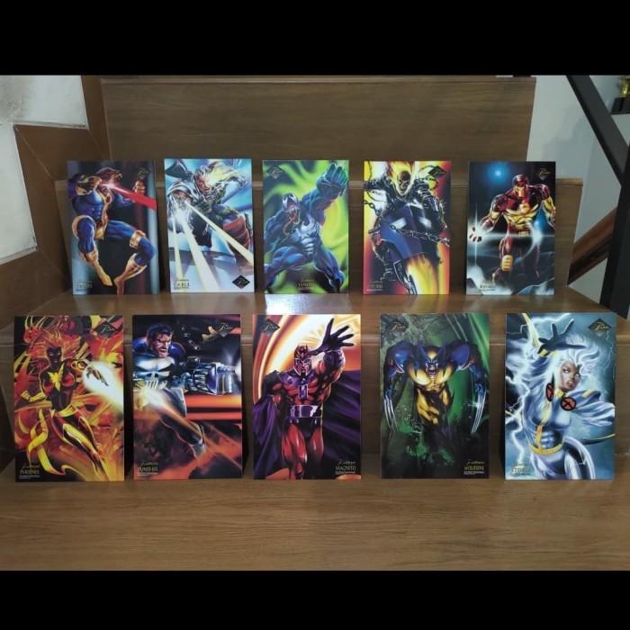 Foto Produk Marvel Flairprint ukuran besar set 10 dari Charu Toys