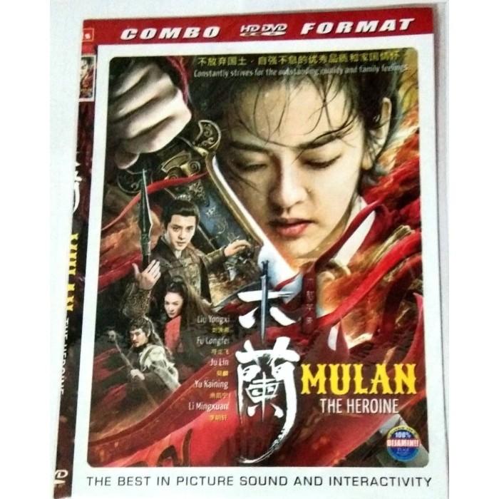 Jual Kaset Dvd Film Mulan The Heroine Subtitle Indonesia Jakarta Utara Clothingwanita Tokopedia