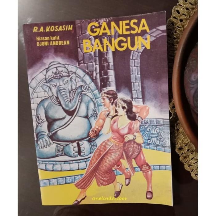 Foto Produk GANESA BANGUN - KARYA R.A. KOSASIH (CETAKAN BARU) dari Anelinda Buku Klasik