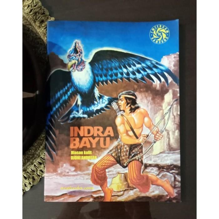 Foto Produk INDRA BAYU - CETAKAN BARU dari Anelinda Buku Klasik