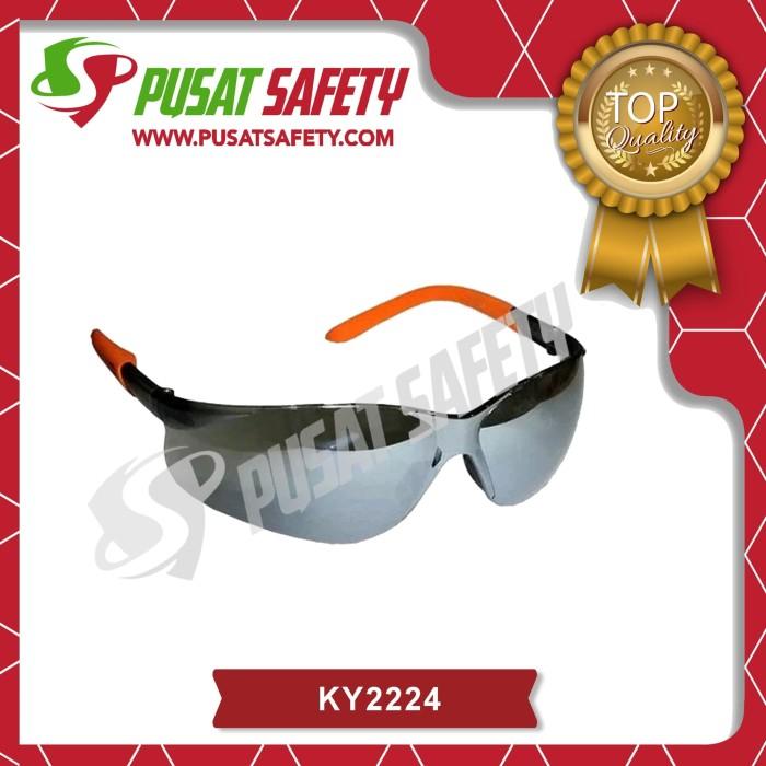 Foto Produk Kacamata Safety Mirror Kings Grey KY2224 Original dari Pusat Safety Online
