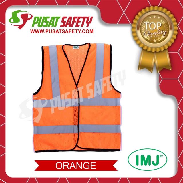 Foto Produk Rompi Polyster Scotlight Abu - Orange dari Pusat Safety Online