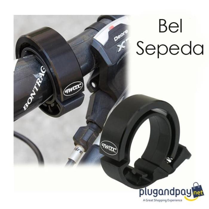 Foto Produk Klakson Bel Sepeda - Bicycle Horn Bell dari plugandpay