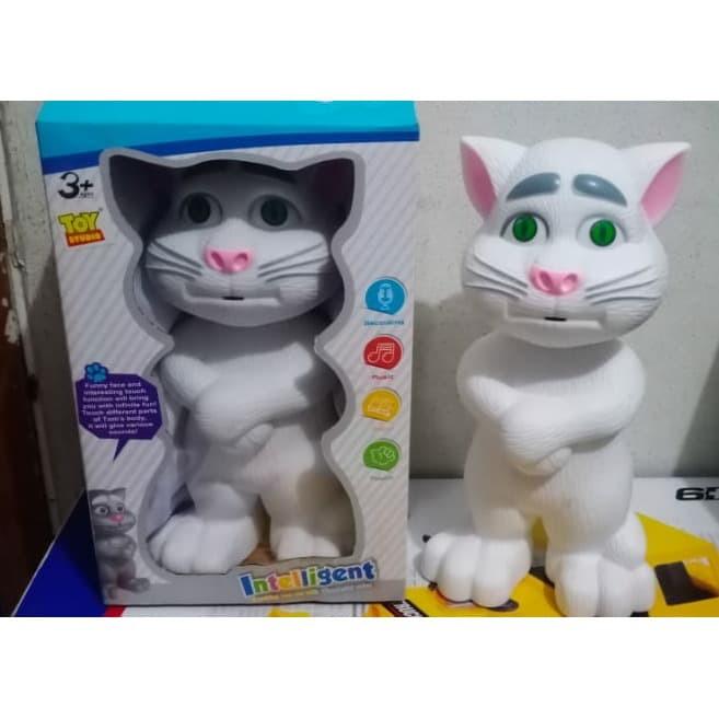 Jual Mainan Anak Kucing Pintar Talking Pakai Baterai Kota Bandung Pacifictoys Tokopedia