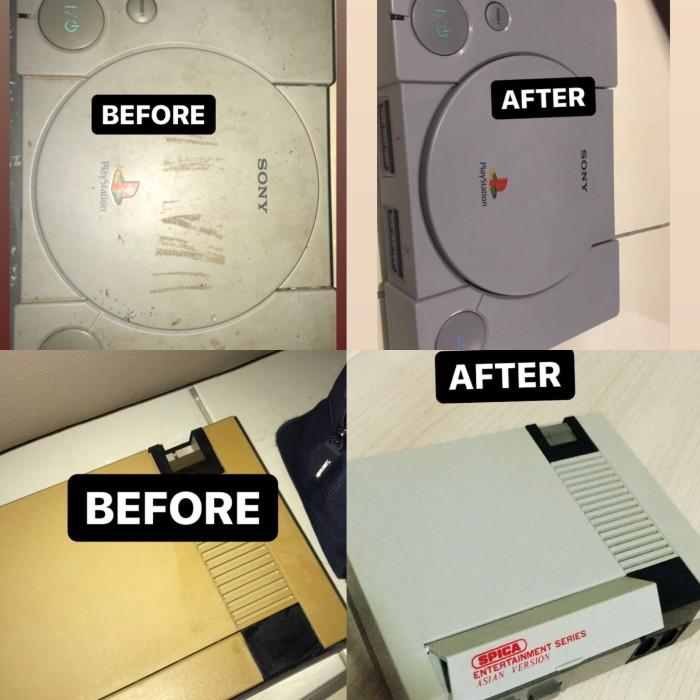Foto Produk Retr0bright Retrobright Pembersih Cover AC Pemutih Plastik dan Karet dari Elefashion Apparel